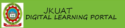 JKUAT DIGITAL LEARNING PORTAL